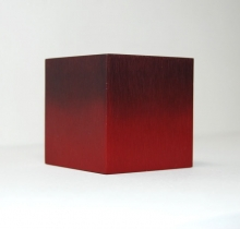 Cube Red on Red
