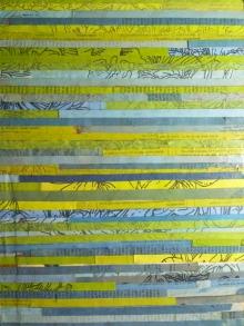 Cold Line Layered Strata No. 10