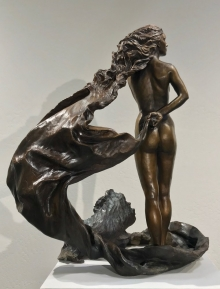 Wind and The Water (back)