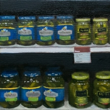 Pickle Aisle No 5