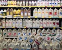 Milk Aisle No. 2