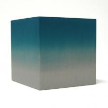 Lumina cube turquoise