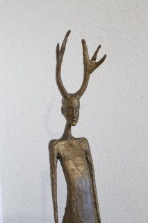 Stag (detail)