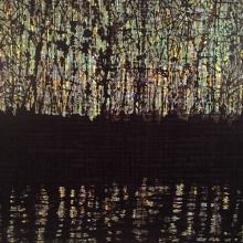 Woodland Reflection - right