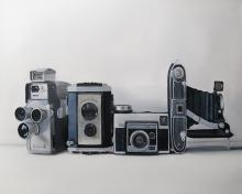 Portrait of Four Cameras
